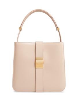 Marie Leather Shoulder Bag by Bottega Veneta