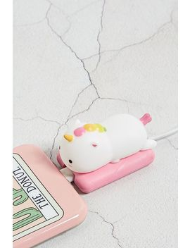 Smoko Unicorn Light Up Cable Buddy by Smoko