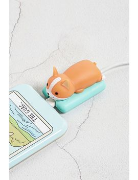 Smoko Corgi Light Up Cable Buddy by Smoko