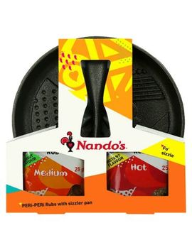 Nando's Sizzler Pan by Nandos
