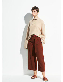 Belted Culotte by Vince