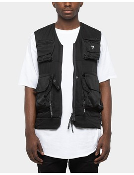 The Anti Order Non Military Vest Black/3 M by The Anti Order