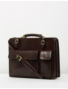Munich Briefcase by Republic Of Florence