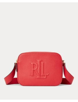 Leather Hayes Crossbody by Ralph Lauren