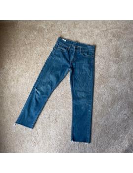 Levi's 511 W/ Raw Hem by Levi's  ×