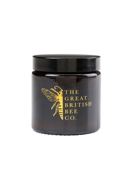 Pharmacy Jar Candle Lavender 120 Mlpharmacy Jar Candle Lavender 120 Ml by The Great British Bee Company
