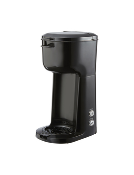 Mainstays Single Serve And K Cup Brew Coffee Maker, Mint by Mainstays