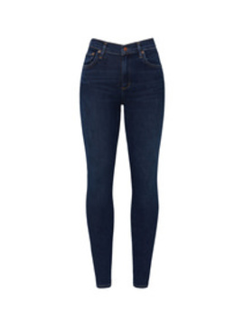 Prelude Sophie High Rise Ankle Jeans by Agolde