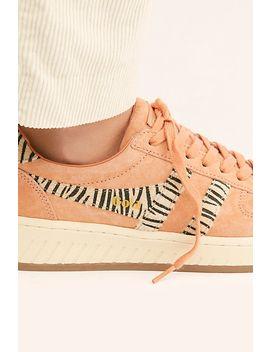 Grandslam Suede Safari Sneaker by Gola