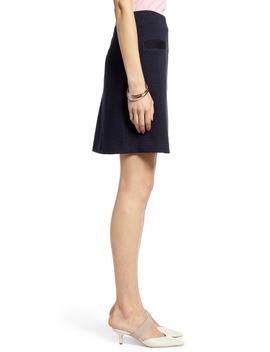 Jacquard Knit Skirt by Halogen®