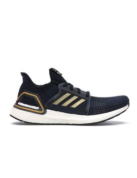 Adidas Ultra Boost 2019 Blue Gold (Us) by Stock X