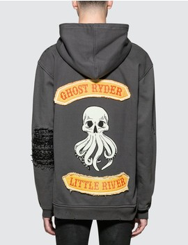 Gang Gang Zip Up Hoodie by              Alchemist