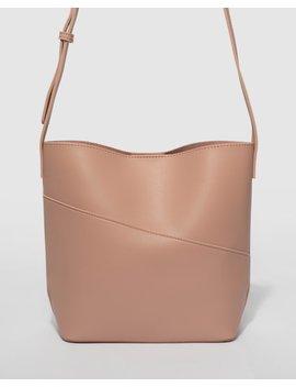 Pink Selena Pouch Crossbody Bag by Colette Hayman
