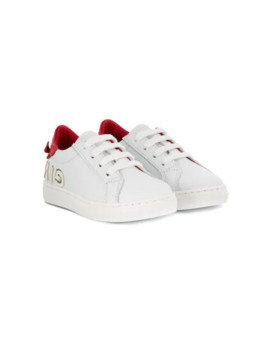 Urban Street Logo Sneakers by Givenchy Kids