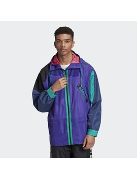 Adidas Pt3 Karkaj Windbreaker by Adidas