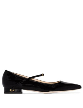 Lorenzo Pointed Toe Pumps by Jennifer Chamandi