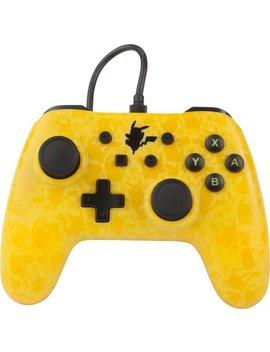 Power A Pokémon Pikachu Silhouette Controller For Nintendo Switch   Yellow by Bda