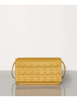 Small Shoulder Bag In Nappa by Bottega Veneta