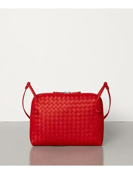 Nodini Bag In Intreccciato Nappa by Bottega Veneta