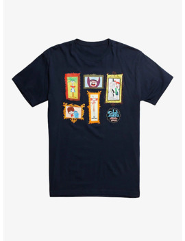 Foster's Home For Imaginary Friends Frame T Shirt by Hot Topic