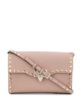 Small Valentino Garavani Rockstud Crossbody Bag by Valentino