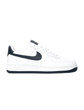 Wmns Air Force 1 07 'white Obsidian' by Brand Nike