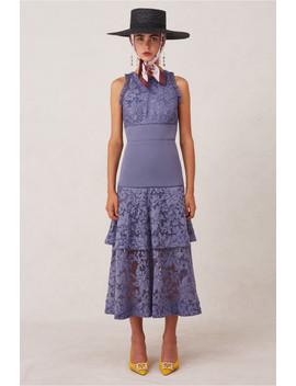 Dalliance Midi Dress by Bnkr