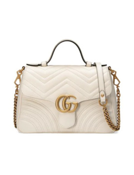 Small Gg Marmont Top Handle Bag by Gucci