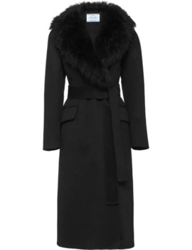 Cappotto Double by Prada