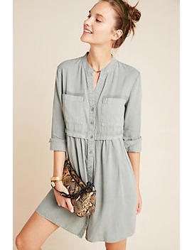 Cloth & Stone Lila Chambray Shirtdress by Cloth & Stone