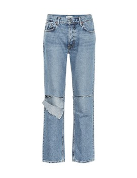 Helena High Rise Straight Leg Jeans by Grlfrnd