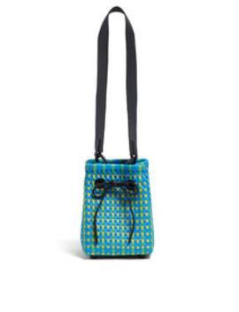 Medium Square Bucket Bag by Truss