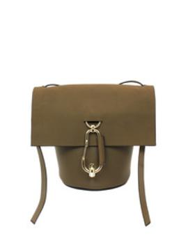 Gothic Olive Belay Crossbody by Zac Zac Posen Handbags