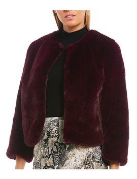 Soft Faux Fur Jacket by Levivel 1206