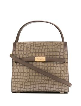 Crocodile Effect Tote A T by Tory Burch