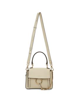 Off White Mini Faye Day Bag by ChloÉ