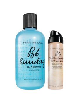 Refresh + Restart Sunday Shampoo Value Set by Bumble And Bumble