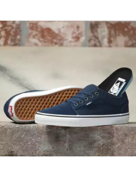 Suede Chukka Low by Vans
