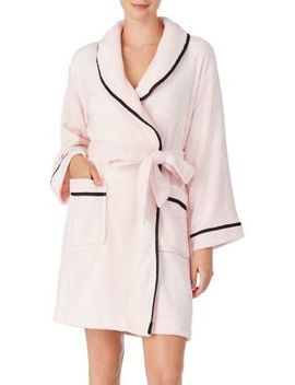 Short Wrap Robe by Kate Spade New York