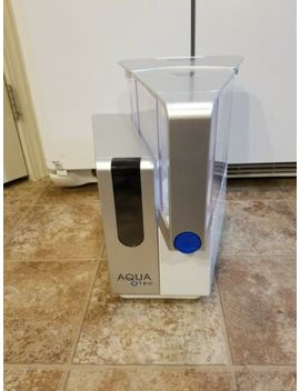 Aqua Tru Countertop Reverse Osmosis Water Filter Purification System At3000 by Aquatru