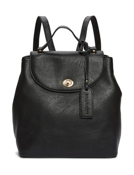 Georgia Faux Leather Backpack by Sole Society