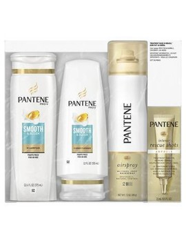 Pantene Smooth And Sleek Holiday Pack by Pantene