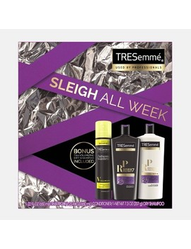 Tresemme Repair And Protect Shampoo + Conditioner And Dry Shampoo Gift Pack by Tresemme
