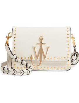 J.W. Anderson Studded Anchor Logo Crossbody Bag by Jw Anderson