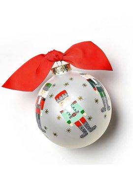Nutcracker Ornament by Coton Colors