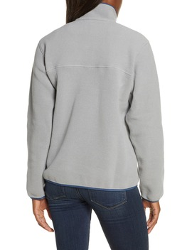 Synchilla Snap T® Recycled Fleece Pullover by Patagonia