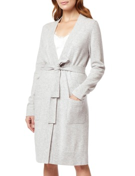 Short Cashmere Robe by The White Company