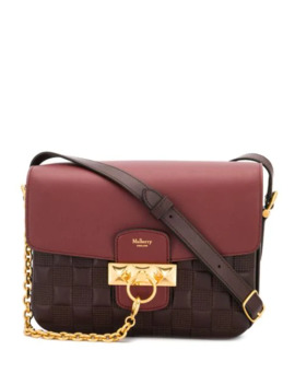 Keeley Quilted Satchel Bag by Mulberry