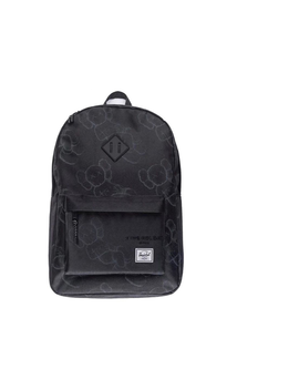 Kaws Holiday Japan X Herschel Supply Backpack Black by Stock X