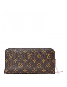Louis Vuitton Monogram Fleuri Insolite Wallet Rose by Louis Vuitton